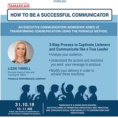 Government Executive Communication Workshop