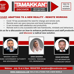Tamakkan Explores Remote Work Solutions