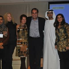 EXPERTS OFFER GUIDANCE TO UAE FILMMAKERS