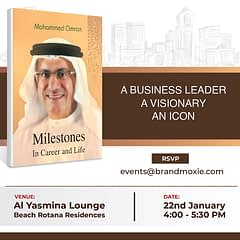 """""""Fireside chat"""" with Mohammed Omran"""