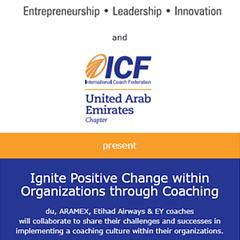 """Tamakkan and ICF present """"Ignite Positive Change"""""""
