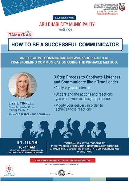 Executive Communication Workshop