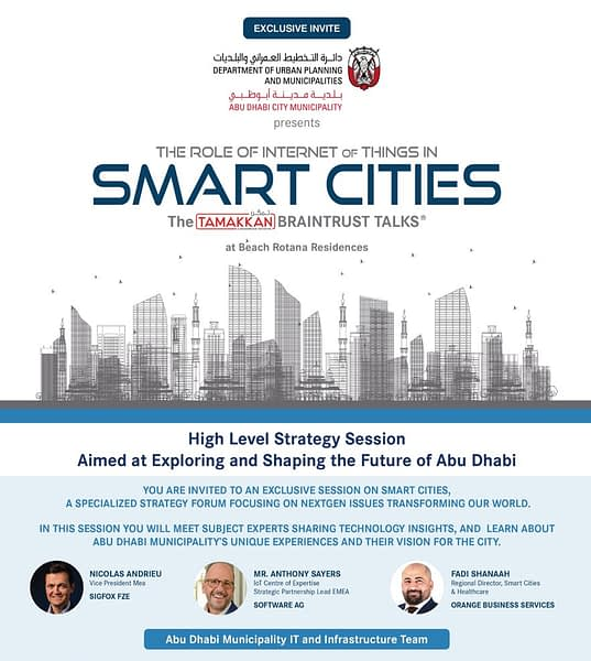 Smart Cities IoT